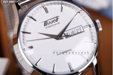 [Review - Đánh Giá] Tissot Heritage Visodate Automatic Milanese T019.430.11.031.00 – Mùa hè nước Ý